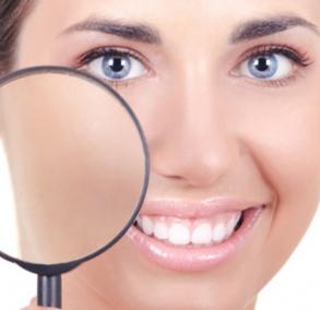 O Rosto e os Tipos de Pele